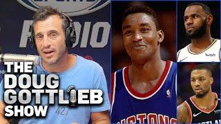 Michael Jordan & Chuck Daly Didn't Want Isiah Thomas on the Dream Team - Doug Gottlieb
