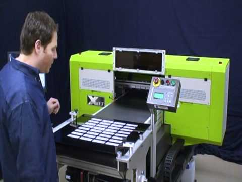 Industrial Inkjet Printer - XJET