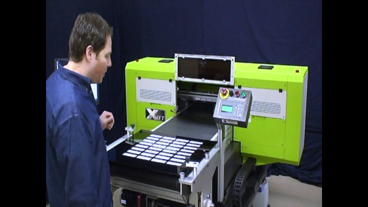 Industrial Inkjet Printer - XJET