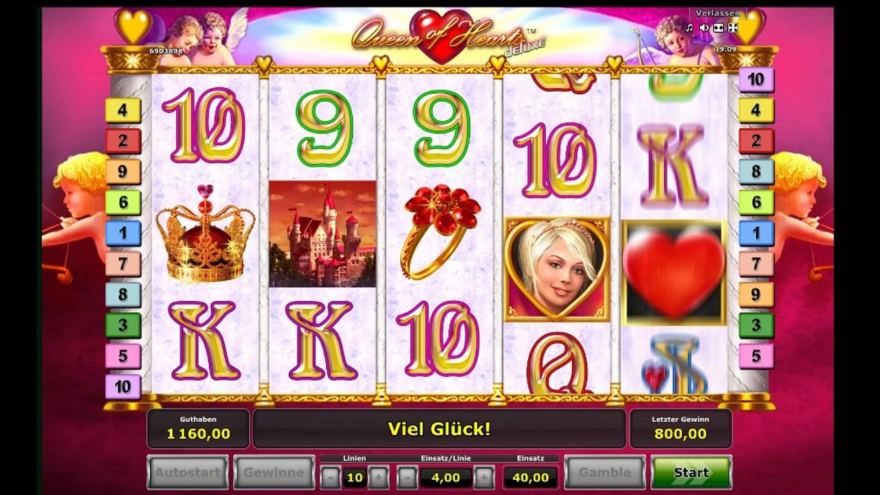 Free Casino Games Queen Of Hearts