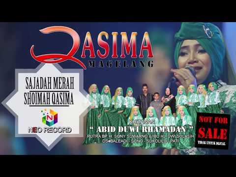QASIMA 2018 LIVE SUKOLILO - LAGU RELIGI - SAJADAH MERAH