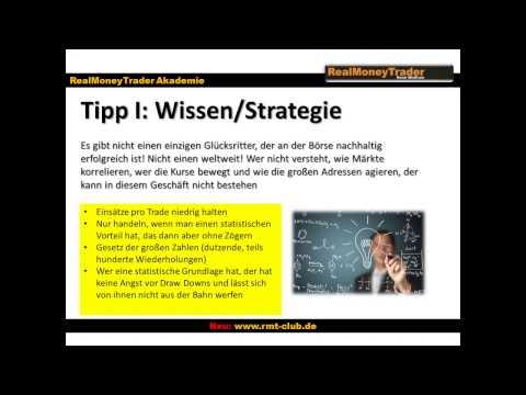 """René Wolfram: """"Meine drei Top-Tipps für erfolgreiches Trading"""""""