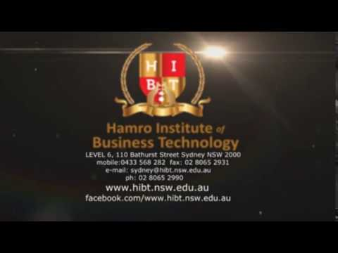 Hamro Institute of Business Technology( HIBT)