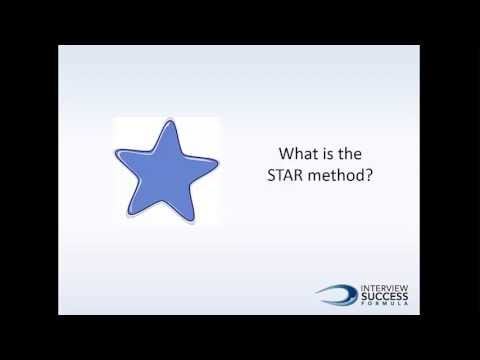 STAR Interview - Using the STAR Method - YouTube