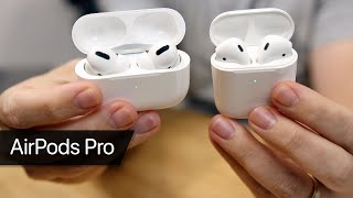 Tudo sobre os AirPods Pro! [unboxing/hands-on]
