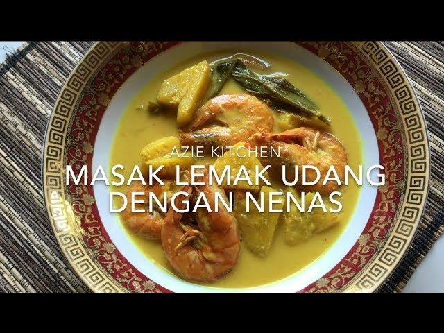Gulai Kari Ikan Kering Tumis Darat Azie Kitchen
