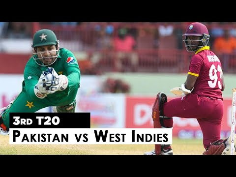 Pakistan Vs West Indies Highlights | 3rd T20 | PCB
