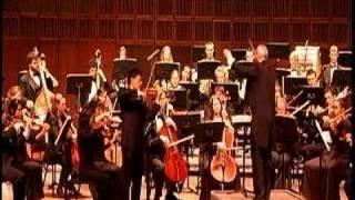 Philharmonic Orchestra of Cincinnati, Violin Hu Shenghua 3