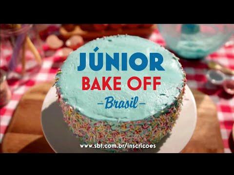 Chamada Para Inscricao No Junior Bake Off Brasil Youtube