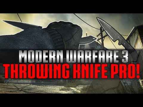Throwing Knife PRO! (MW3 All or Nothing)