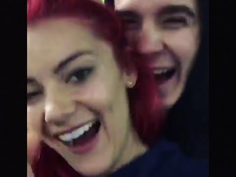 Joe Sugg and Dianne Buswell | All Instagram Stories 15/1/19