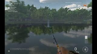 Fishing Planet ловим Сома канального
