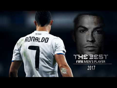 FIFA BEST Player of the year 2017 # Cristiano Ronaldo # Tribute