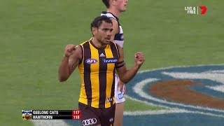 AAMI Last Two Minutes: Geelong v Hawthorn | Round 2, 2018 | AFL