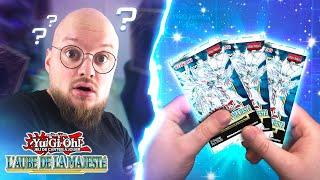 Qu'est ce qui se cache dans les nouveaux boosters Yu-Gi-Oh! - L'Aube de la Majesté ?