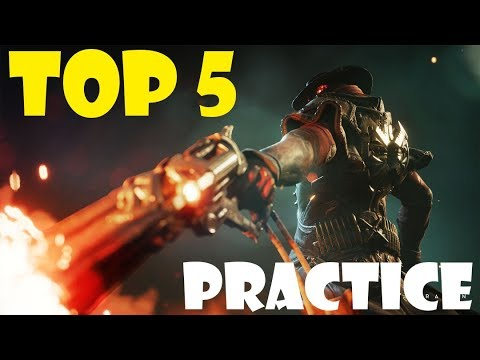 Paragon Guide - The 5 Most Important Things To Practice ASAP