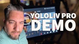 Mobile Live Streaming Yololive Demo screenshot 3