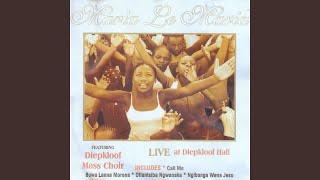 Ngibonga Wena Jesu Live