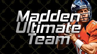 WINNING A GAME ONLY USING ONE DOWN? MADDEN NFL 16 ULTIMATE TEAM GAMEPLAY CRAZY CHALLENGE!