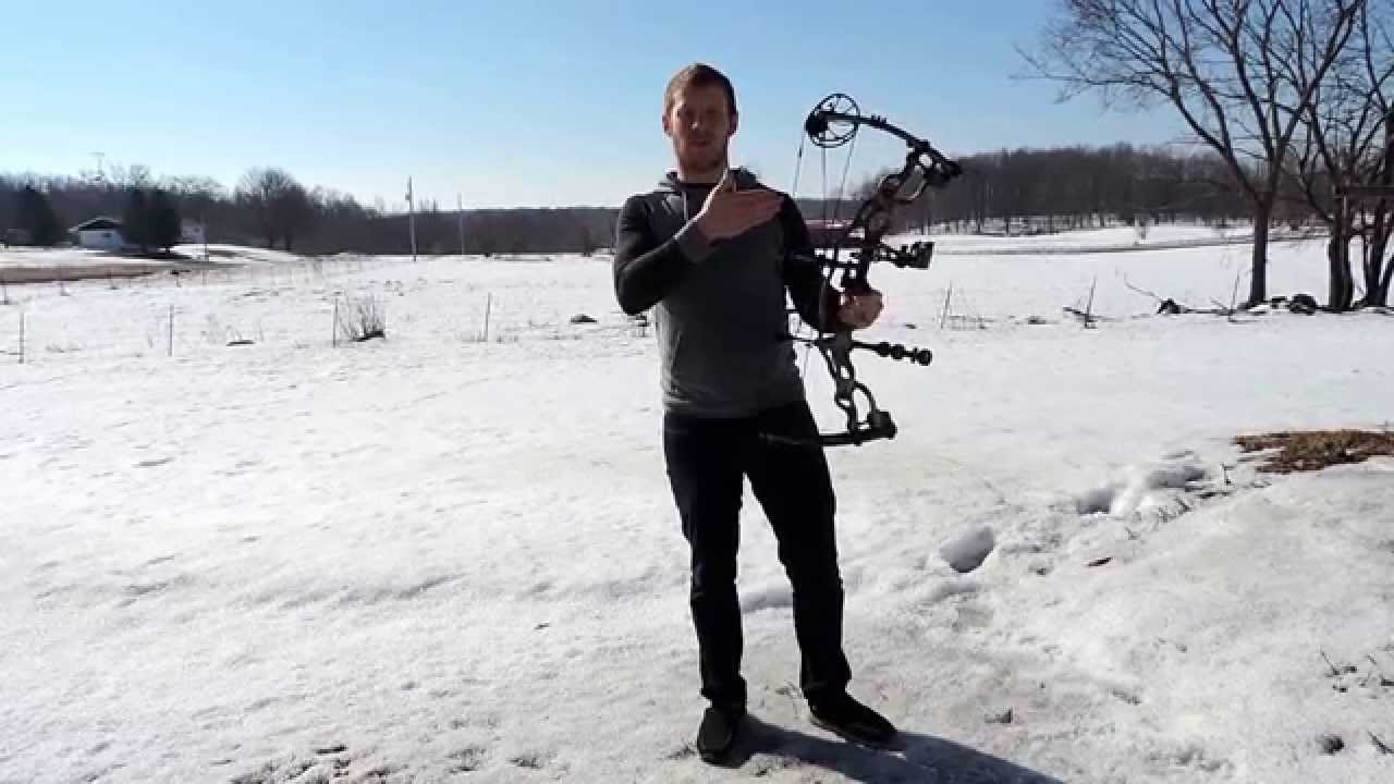 Hoyt Carbon Spyder Zt 30 Bow Review Youtube