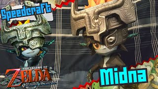 Legend of Zelda: Twilight Princess Papercraft ~ Midna~