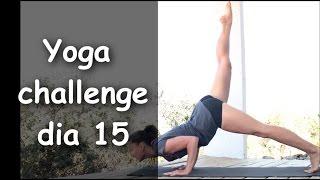 Yoga - Día 15: Fuerte Vinyasa + Pincha Mayurasana