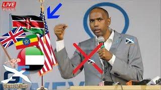 DEG DEG RW Kheyre o afka furtay aduunka nooma sheego sidaan somalia u xukumi lehen Daawo