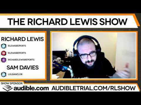 The Richard Lewis Show #63: Missing Chris Cornell
