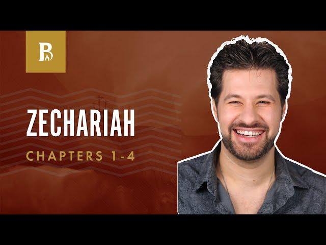 The Future of Israel | Zechariah 1-4