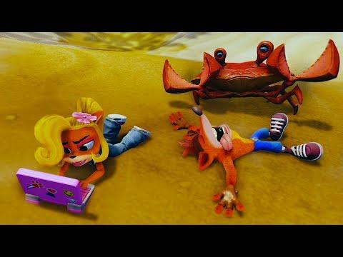 Crash Bandicoot 2 N. Sane Trilogy PS4 - 100% Playthrough en Español [1080p]