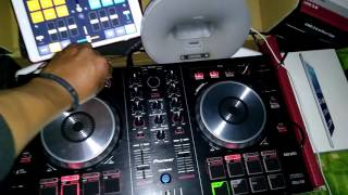 Set de Psytrance progressive con Pioneer DJ-SB