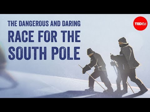 Video image: The dangerous race for the South Pole - Elizabeth Leane