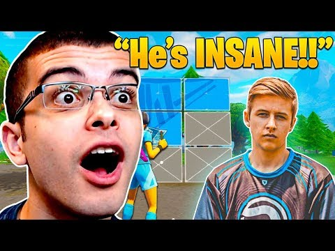 """Nick Eh 30 Reacts/Responds To """"Meet Symfuhny, The Fastest Editor in Fortnite"""""""