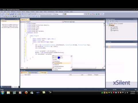 C# Socket Programming