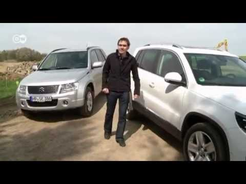 vw tiguan vs suzuki grand vitara drive it youtube. Black Bedroom Furniture Sets. Home Design Ideas