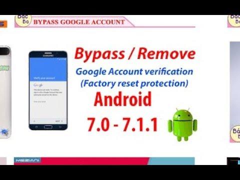 How To Bypass Google Account Samsung J3,J7,J5 pro 2018