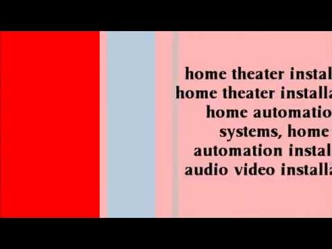 Home Theater Irving, TX, 972-876-7143