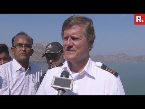 Republic TV Speaks To The Pilot Who Flew PM Modi In Seaplane