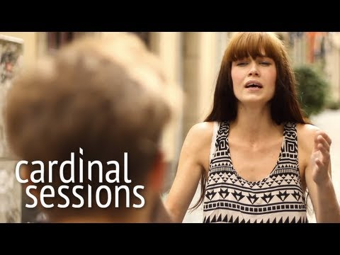 Hurricane Love - You Are The Sun - CARDINAL SESSIONS: Click the link for more videos on our website // http://bit.ly/CardinalSessionsNews  Subscribe // http://bit.ly/19h4eLc  Facebook // http://on.fb.me/14Cyiix Website // http://bit.ly/13p8joC    The beautiful people from Hurricane Love came to Cologne for a visit and they performed their songs 'You Are The Sun' and 'Free Ticket' (http://www.youtube.com/watch?v=ZeCQEeQrrl8) live for us in the narrow alleys. The Audience really enjoyed it, we are sure you will too! Tell your friends if you like this session.  Check them out at: http://hurricanelove.com/ http://www.facebook.com/HurricaneLoveMusic http://www.youtube.com/user/HurricaneLovemusic   Subscribe on Youtube // http://bit.ly/SubscribeOurChannel Facebook // http://bit.ly/CardinalSessionsOnFacebook Twitter // http://bit.ly/CardinalSessionsTwitter Tumblr // http://bit.ly/CardinalSessionsTumblr Instagram // http://bit.ly/CardinalSessionsTumblr