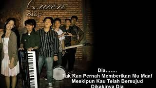 Queen Size band - Dia (Lirik)  (Lagu Galau, Gak Bisa Move on Dari Mantan)