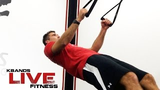 suspension straps workout   kb duo full body exercises