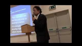 Ben-Dror Yemini: Myths & Facts of the Middle East conflict (1 of 3)