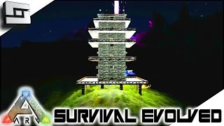 ARK: Survival Evolved - TOWER BUILDING w/ MAZION! S2E51 ( Gameplay )