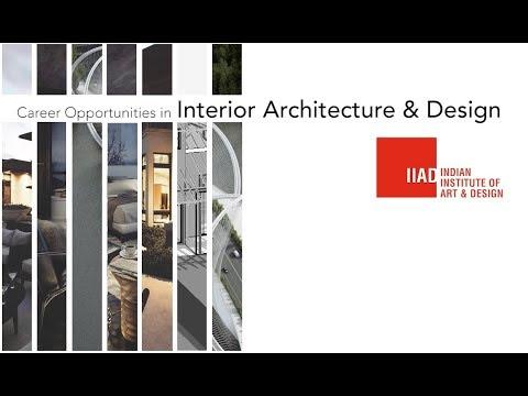 Career Opportunities in Interior Architecture & Design