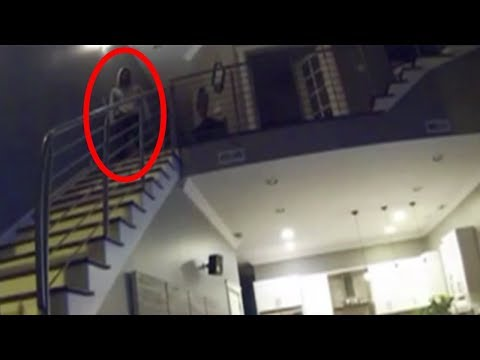 Top 15 Videos That Accidentally Caught Something Creepy