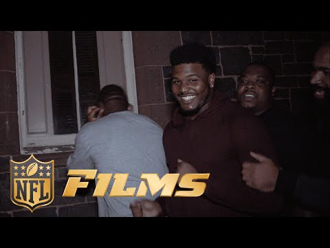 Halloween Haunted House Terrifies Terrance Knighton & Redskins | NFL