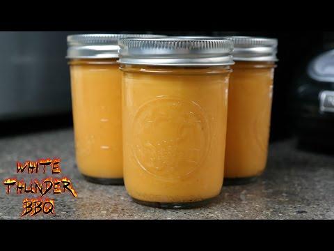 Habanero HOT Sauce | Homemade Mango Pineapple Habanero Hot Sauce
