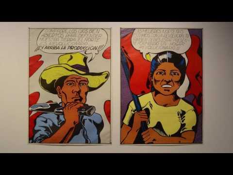 Hasta Siempre! Gallery talk with Suzanne M. Schadl