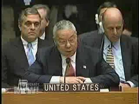 Former UN Inspector Hans Blix-1/5