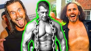 VINCE MCMAHON MOVIE! ADAM COLE IN NXT? #BROKEN MATT ON RAW? (DIRT SHEET Pro Wrestling News Ep. 40)